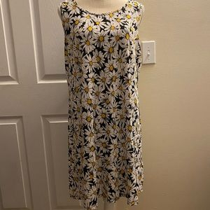 Ronni Nicole Women's size XL Daisy sheath dress
